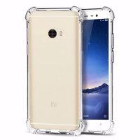 Case Anti-Crack Xiaomi Mi Note 2 (5.7'' NEW) TPU Softcase (Clear)