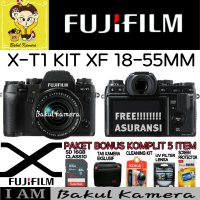 (Best Deals) FUJIFILM X-T1 KIT XF 18-55MM