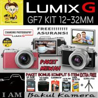 (Best Deals) PANASONIC LUMIX DMC GF7 / LUMIX GF7 KIT 12-32MM