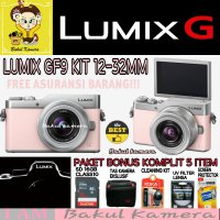 (Best Deals) PANASONIC LUMIX DMC GF9 KIT 12-32MM - PINK