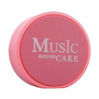 Xiaomi MiFa F30 - Pink (Outdoor/Portable Bluetooth Speaker With MicroSD Slot)