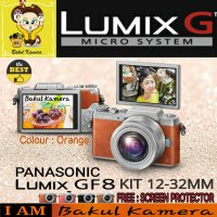 (Best Deals) PANASONIC LUMIX DMC-GF8 / LUMIX GF8 / LUMIX GF 8 / GF8