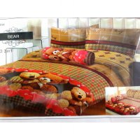 Sprei Lady Rose 180x200 Bear