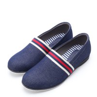 Dr.Kevin Canvas Shoes 13188 Navy