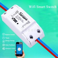 [globalbuy] Sonoff Smart Home Remote Controller Wireless Universal Switch Module Timer Wif/5281572