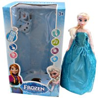 Dancing Frozen Doll With Remote Control