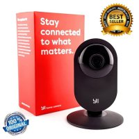 Xiaomi Xiaoyi Yi Home Camera CCTV 720p International Version-Black
