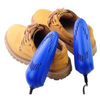 Electric Multifunction Shoes Dryer 12W 220V - Blue