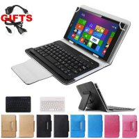 [globalbuy] 2 free gifts+8 inch Wireless Bluetooth Keyboard for Samsung Galaxy Tab 4 8.0 T/5503252