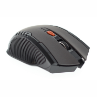 Mediatech Wireless Gaming Mouse Lyon X-2- Hitam