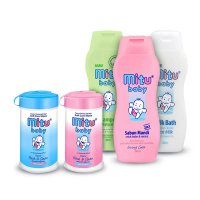 Mitu Baby [Wipes/ Shampoo/ Milk Bath / Sabun Mandi]