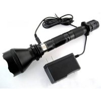 [poledit] High intensity Cree Police 3-Watt rechargeable LED Flashlight + AC/DC charging a/1840875