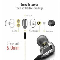 VIVAN headset VE-D80 Premium Dual Speaker Sterea Headse