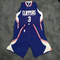 Produk Terlaris Jersey Basket NBA Paul Clippers Biru
