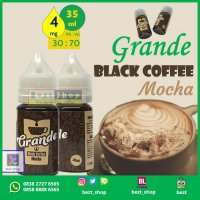GRANDE Black COFFEE MOCHA | 35 mL 4 mg |Vape Liquid LOKAL PREMIUM