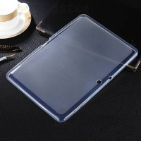 [globalbuy] For Samsung Galaxy Tab 2 10.1 P5100 soft back cover case, TPU full protective /5189085