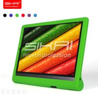 [globalbuy] SIKAI Soft Silicone Case For Lenovo Yoga Tab 3 Pro Case Gel Rubber Shell Cover/5195504
