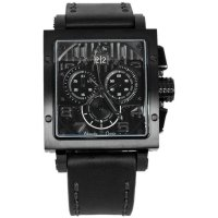 Alexandre Christie 6195 MCLFB - Jam Tangan Pria - Leather Strap