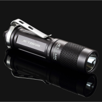 Jetbeam Mini Classic Senter LED Flashlight - Black