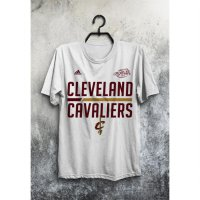 Produk Terlaris Baju Kaos Basket NBA The Finals 2017 Cleveland Cavaliers Warmup