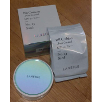 LANEIGE BB CUSHION PORE CONTROL COMPACT SET 1 REFILL new version 2016