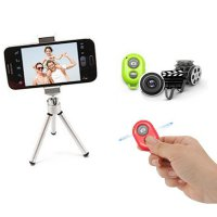 Tomsis - AB Shutter 3, Bluetooth Remote Shutter For All Smartphone