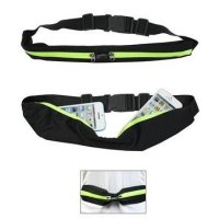 Double Pocket Running Belt - Tas Jogging model Ikat Pinggang