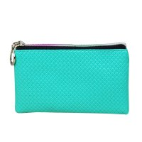 Women Fashion Leather Wallet Zipper Clutch Purse Lady Long Handbag Bag