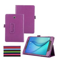 [globalbuy] Strong Cover Case for Samsung Galaxy Tab A 8.0 T350 T351 T355 8 Tablet + 2Pcs /5516594