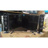 TV LED POLYTRON 32T7511 32 Inch 2 Tower Speaker CinemaX New Model