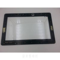 [globalbuy] For Asus Transformer Book T100 T100TA New Black Touch Panel Screen Glass Digit/5188693