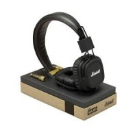 [Sobiko genuine] MARSHALL MAJOR stylish design / foldable headphone / order bullets immediately delivery / take-up reel line gift + free download books