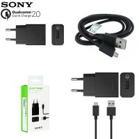 Official Sony Quick Charge 2.0 15W Charger UCH10 (Qualcomm Certified)
