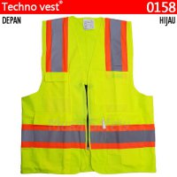Technovest 0158 Green Rompi Safety
