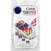 Oppo Joy 3 - Anti Gores Tempered Glass Screen Guard Protector