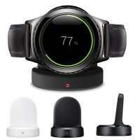 Qi Wireless Charging Dock Cradle Charger For Samsung Gear S2 Classic SM-720