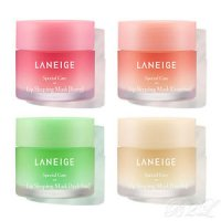 LANEIGE LIP SLEEPING MASK BERRY APPLE LIME GRAPEFRUIT VANILA HOLIDAY EDITION 20GR ORIGINAL 100%
