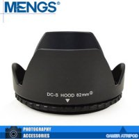[globalbuy] MENGS 82mm Universal Flower Shape Lens Hood Sanp Screw Mount Petal Crown For D/2031205