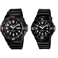 JAM TANGAN PASANGAN CASIO ORIGINAL CP014 Couple Watch