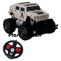 Hummer Military Style R/C Scale 1:43 - Mainan Mobil Remote Control - Ages 6+