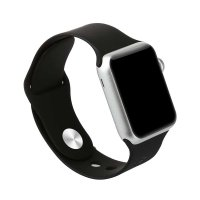 Baseus Fresh Color Series Sports Watchband for Apple Watch 42mm Black