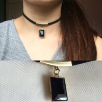 choker necklace kalung high quality