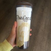 starbucks tumbler thailand iconic city