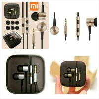 Xiaomi Earphone handsfree Mi 2 Piston 1 set Dlinez Xiaomi Earphone Mi Piston 2
