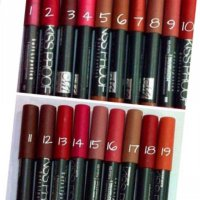 LENGKAP 19 WARNA KISS PROOF / Lipstick Matte Kissproof MN Menow Me Now TERMURAH02