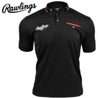 DS-AST4F01BK RAWLINGS Rawlings Short Sleeve Polo T-shirt AST4F01 [search] Baseball T-Shirt