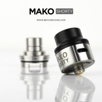 AUTOMIZER Beyond Vape Mako Shorty RDA Tank SJ0041
