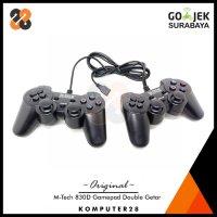 M-Tech MT-830D Stick Gamepad Double Getar - USB PC Joystick Controller