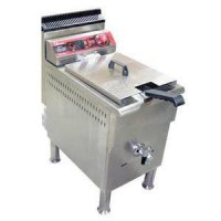 Deep Fryer Gas Fomac FRY-G171 penggorengan + Temperature control