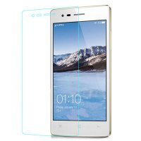 Anti Gores Kaca Tempered Glass OPPO FIND 5 FIND5 Clear Bening High Quality